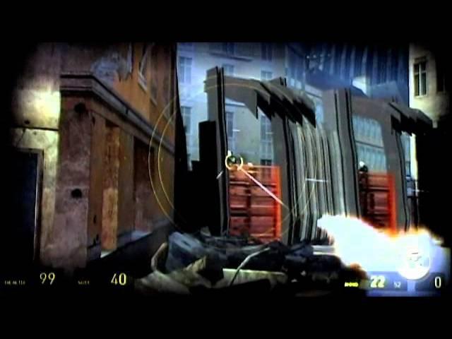 Half Life 2 Tech Demo - E3 2003