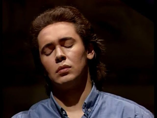 Ivo Pogorelich plays Beethoven - Italy, 1987 (HD 1080p)