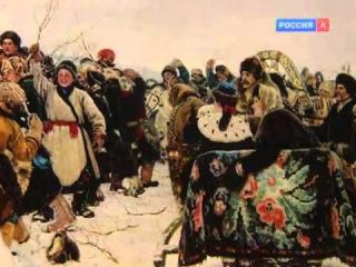 Я природный казак  Василий Суриков (документальный фильм)