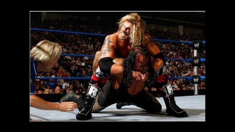 WWE - Edge vs The Undertaker Highlights - Backlash 2008 - [HD]