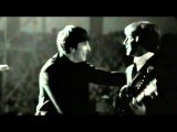 The Beatles: A fan gets on stage and grab John