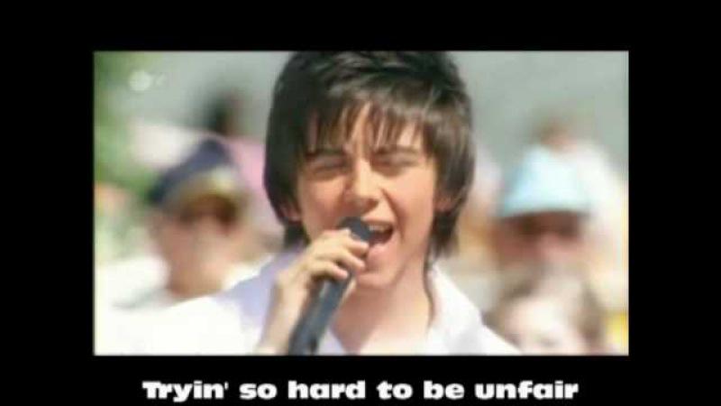 Declan Galbraith - An Angel - With Lyrics (subtitle) and Info - (HQ) - Italien Tyrol, Spring 2007