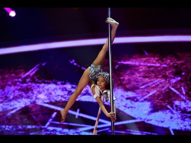 Emily Moskalenko, cel mai spectaculos dans pe care l-ai văzut vreodată!