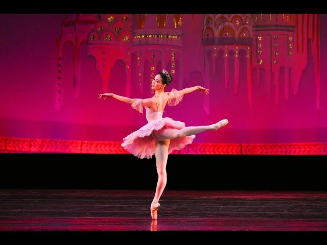 Nutcracker / Щелкунчик - Dance of the Sugar Plum Fairy - Hee Seo (American Ballet Theatre)