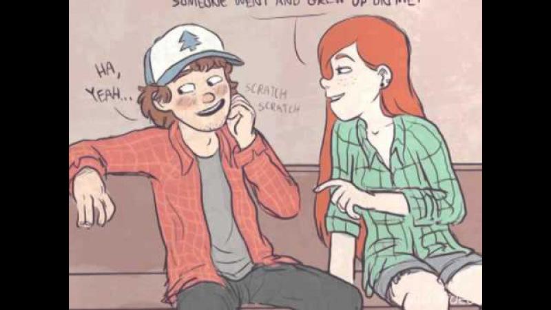 Венди и Диппер