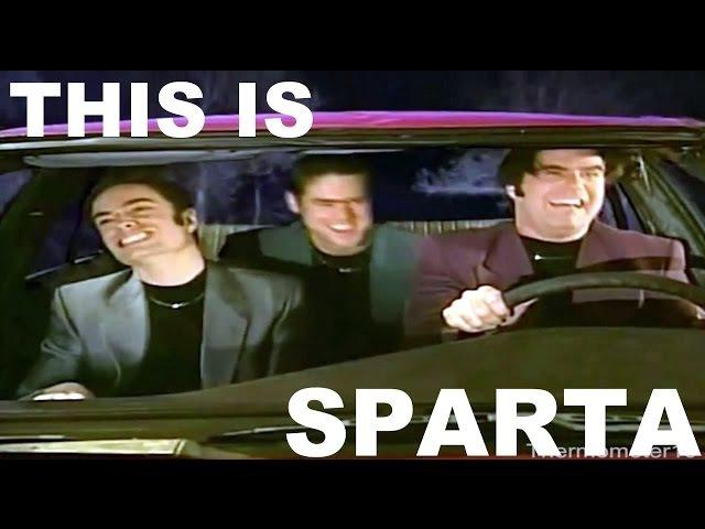 This Is Спарта - Мама Люба Давай Давай Давай