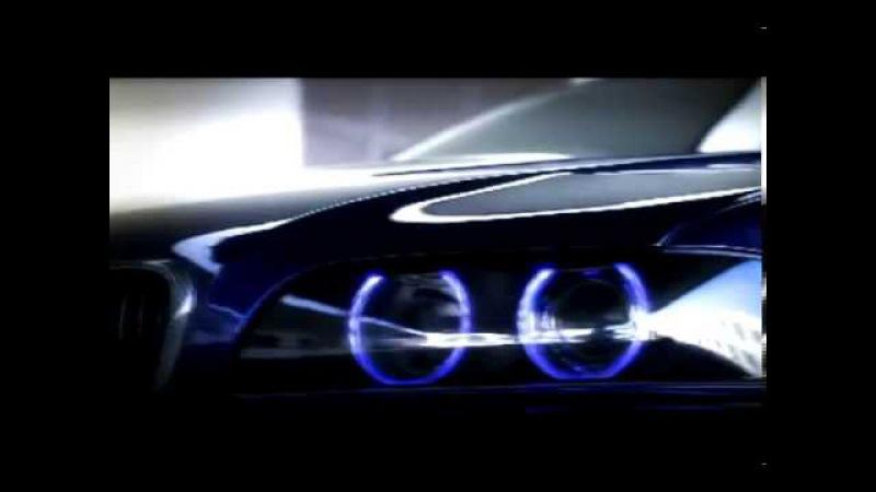 БМВ е39 М5-реклама