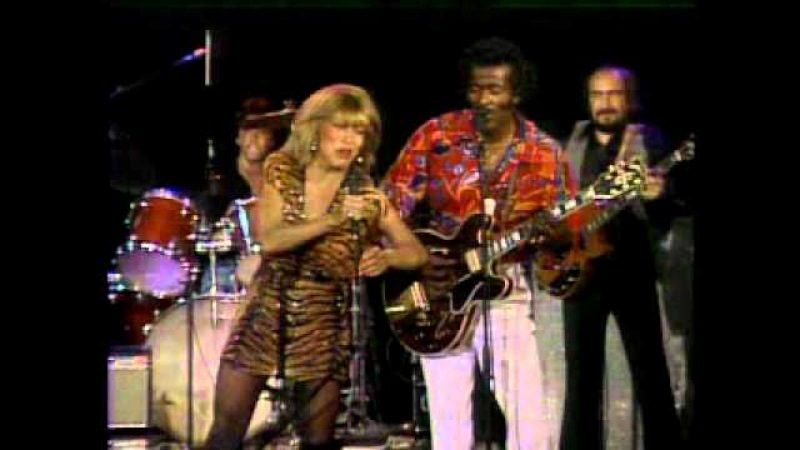 Tina Turner Chuck Berry - Rock n roll music