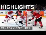 Обзор матча Канада - Чехия | #IIHFWorlds 2015