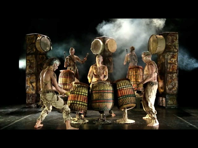PreLudium Słowiańskie - WATAHA DRUMS Art Color Ballet
