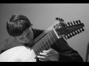 Vasily Antipov plays Ouverture c-moll (Manuscript Dresden)