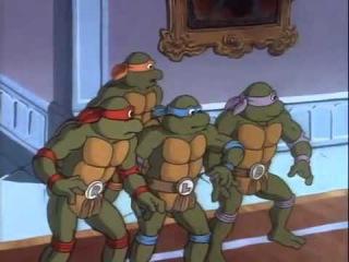 Черепашки мутанты ниндзя 29 серия 3 сезон 1989 Мультфильм