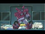 Трансформеры скрытые роботы Мультсериал! 4 серия -