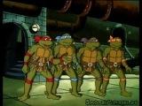Черепашки мутанты ниндзя! 1 серия 1 сезон -