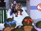 Черепашки мутанты ниндзя 25 серия 3 сезон Мультсериал