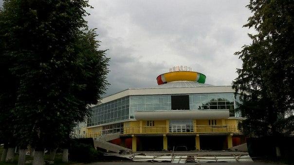 Строительство ивановского