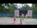 Танцевальный коллектив Стиляги танец Буги-Вуги . Коровье-Болотовский Дом Культуры. Троица в пгт Кромы.