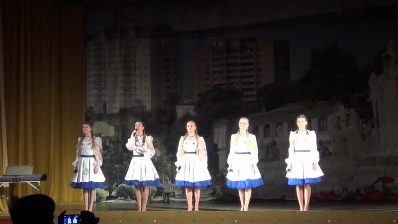 Ансамбль Моцартеум - Звезда моих полей (Конкурс Таланты Московии)