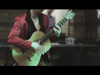 Артист современной музыки! Гитарист-виртуоз Евгений Солодянкин!