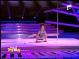Emily Moskalenko Next Star Pittbull - Flo Rida