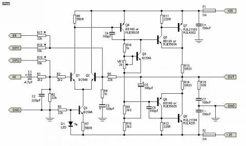 балластные резисторы.