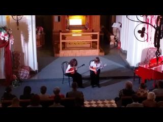 Татьянин День. Концерт в органном зале 2015.05.12