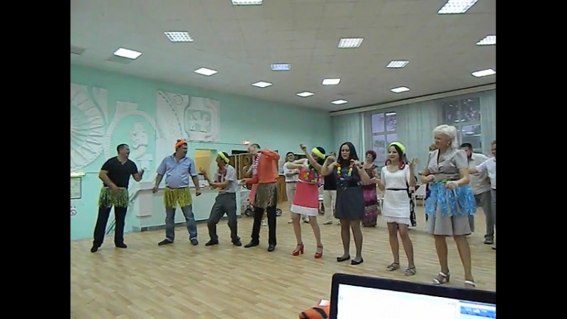 06.08.2015г - Танец Пальчиков