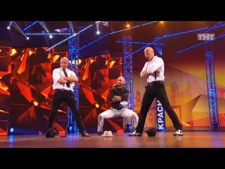 Танцы: Трио «Танкерс» (Apashe Feat. Panther & Odalisk - No Twerk)(сезон 2, серия 5)