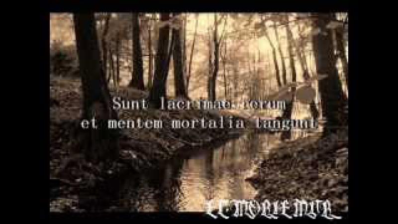 Et Moriemur Lacrimae Rerum EP re-release 2015