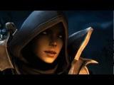 Diablo 3 - Охотник [Demon Hunter] (трейлер, RUS, русский)