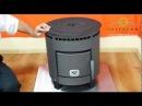 Отопительная печь для дачи Печурка маленькая и удобная