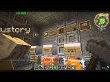 Minecraft гайд техноскай , skyblock . Варп который построил vedmaks