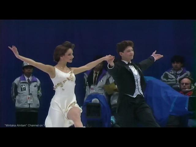 [HD] Navka Morozov - 1998 Nagano Olympics - CD Golden Waltz