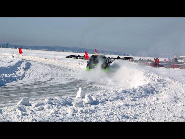 GT-Зимник Иркутск 2015. 3 этап