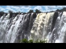 Водопад Виктория Замбия Зимбабве в Африке