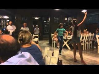 ცეკვა–ბრძოლა გოგოს გულისთვის | Грузинский танец за сердце девушки