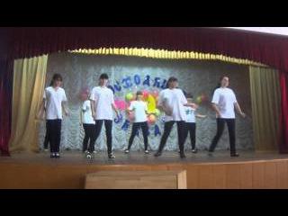 Our cool dance Hit The Road Jack / 9Б класс Восходящая звезда