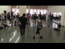 Mafie Zouker Anna - Neo Zouk Workshop 05.04.15 36с Балансик
