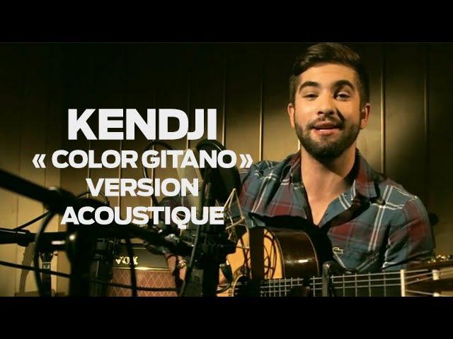 OFF STUDIO - Kendji Girac « Color Gitano »