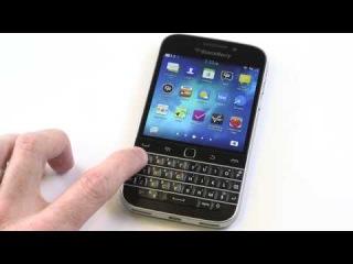 Видео: клавиши быстрого доступа в BlackBerry Classic
