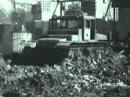 Перекрытие реки Миасс - 1963 - Оргэнергострой