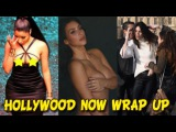 Kim Kardashian EXPOSE, Ariana Grande's FALL On Stage | Hollywood Now Wrap up | ICYMI