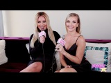dumblonde Interview Pt. 1: Aubrey O'Day & Shannon Bex Dish On Diddy, Their Past & New EP!