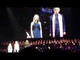 Andrea Bocelli &amp Jackie Evancho - Time to say goodbye (Conte Partiro)