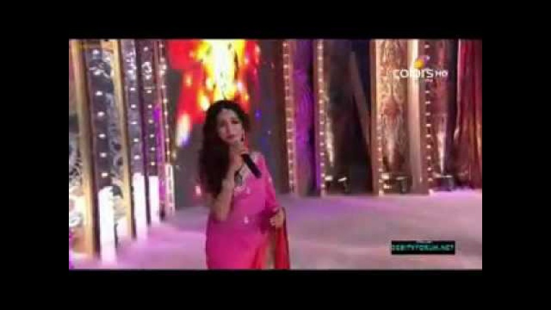 Shreya Ghoshal Performance at Mirchi Music Awards 2012.flv