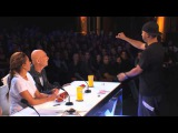 Street Magician Smoothini at America's Got Talent