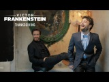 Victor Frankenstein James McAvoy Piece by Piece HD 20th Century FOX