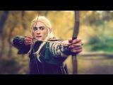 LOTR ORC DANCE! (Feat. Legolas)
