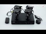 Обзор комплекта видеонаблюдения Falcon Eye