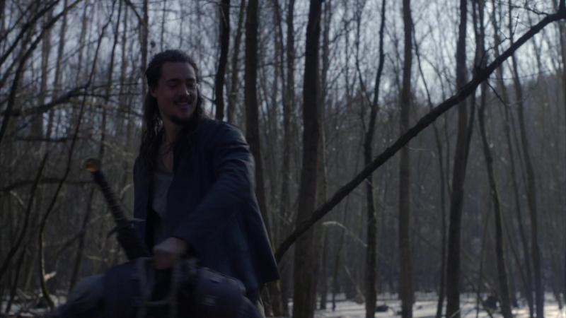 Последнее королевство 1 сезон 3 серия Baibako